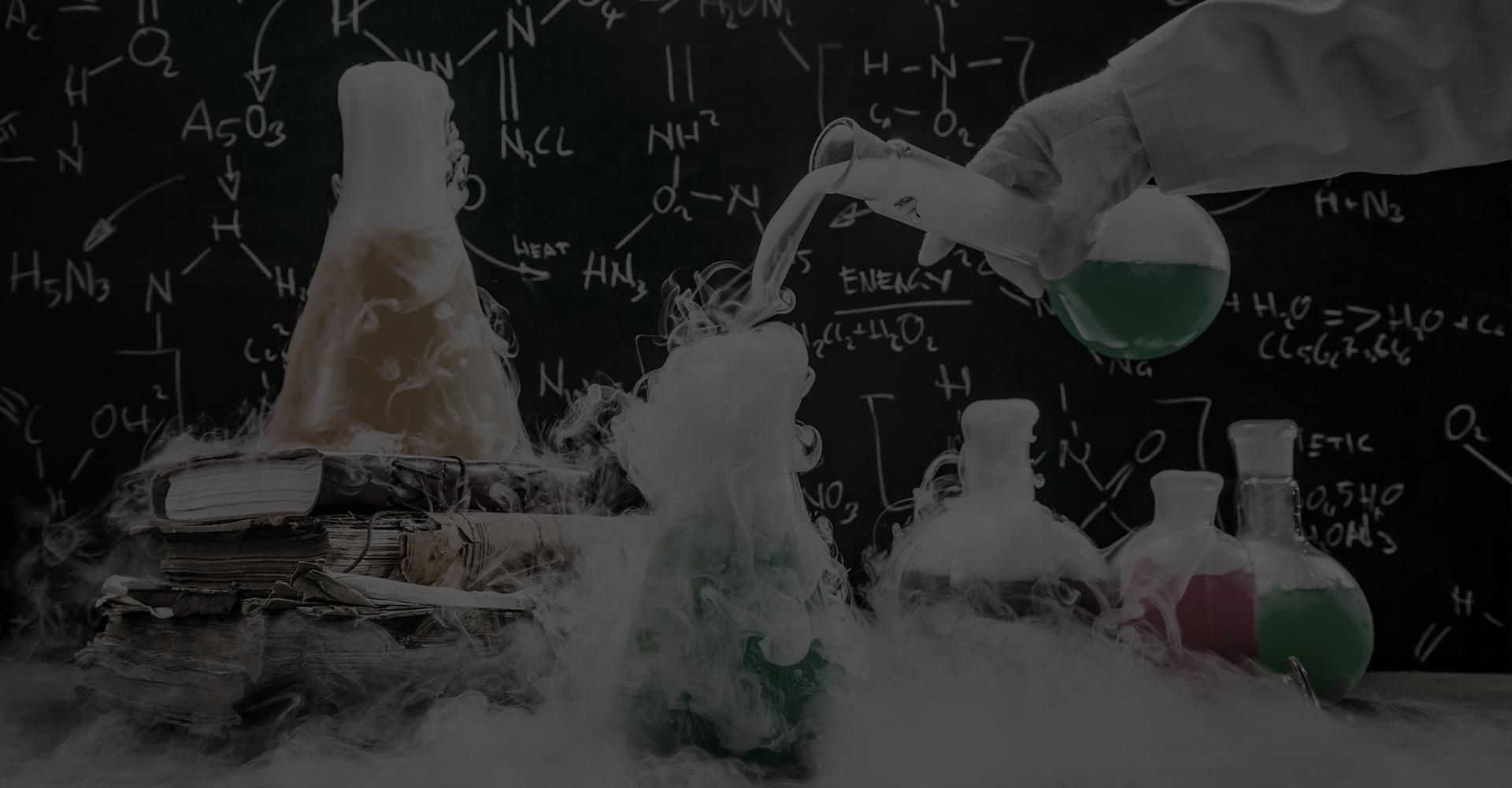 Comprendre les reactions chimiques